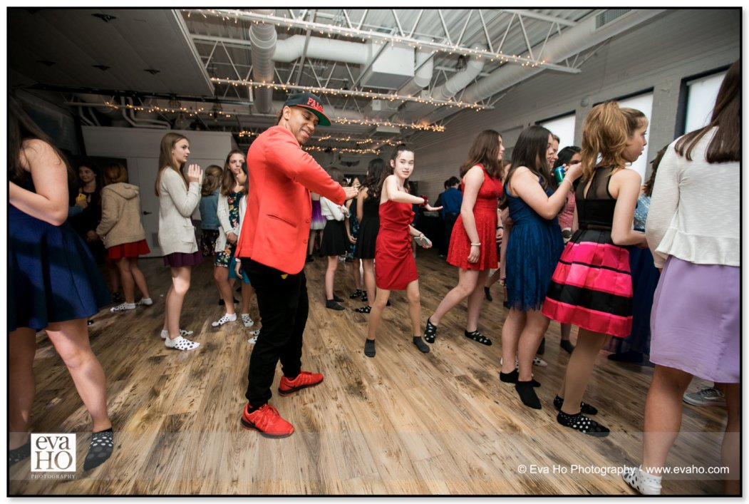 Party after Bat Mitzvah