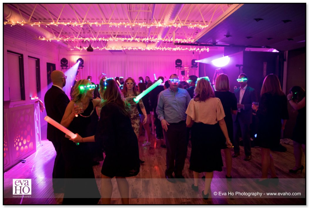 Adults Dancing the Night Away